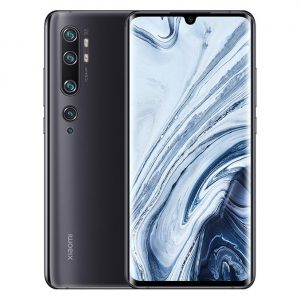 Xiaomi Mi CC9 Pro CN Version 6.47 inch 3D Curved AMOLED 108MP Penta Camera 30W Fast Charge 6GB 128GB 4G Smartphone - Black