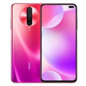 Xiaomi Redmi K30 CN 5G Version 6.67 inch 8GB 128GB 120Hz Fluid Display 64MP Quad Rear Cameras 4500mAh 30W Fast Charge NFC Snapdragon 765G Octa core 5G Smartphone - Red