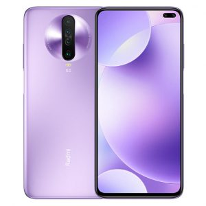 Xiaomi Redmi K30 CN 5G Version 6.67 inch 8GB 128GB 120Hz Fluid Display 64MP Quad Rear Cameras 4500mAh 30W Fast Charge NFC Snapdragon 765G Octa core 5G Smartphone - Purple