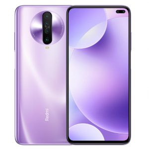 Xiaomi Redmi K30 CN 4G Version 6.67 inch 120Hz Fluid Display 6GB 64GB 64MP Quad Rear Cameras 4500mAh 27W Fast Charge NFC Snapdragon 730G Octa core 4G Smartphone - Purple