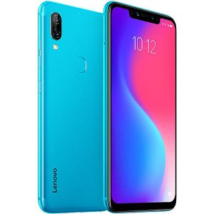 Lenovo S5 Pro 6.2 inch Notch Screen 6GB RAM 64GB ROM Snapdragon 636 Octa core 4G Smartphone - Blue