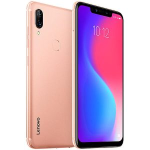 Lenovo S5 Pro 6.2 inch Notch Screen 6GB RAM 64GB ROM Snapdragon 636 Octa core 4G Smartphone - Gold