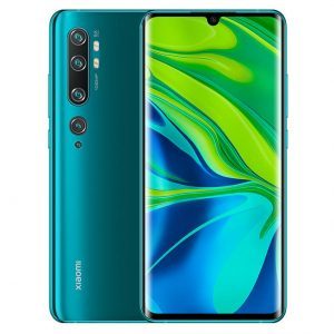 Xiaomi Mi CC9 Pro CN Version 6.47 inch 3D Curved AMOLED 108MP Penta Camera 30W Fast Charge 6GB 128GB 4G Smartphone - Green