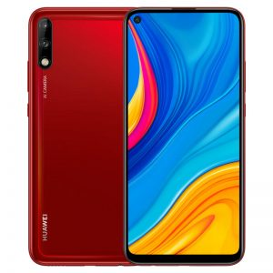 HUAWEI Enjoy 10 CN Version 6.3 inch 48MP Triple Rear Camera 4000mAh 4GB 128GB Kirin 710F Octa Core 4G Smartphone - Red