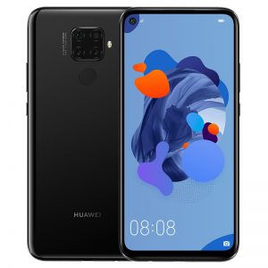HUAWEI Nova 5i Pro 6.26 inch 48MP Quad Rear Camera 6GB 128GB Kirin 810 Octa core 4G Smartphone - Black