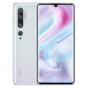 Xiaomi Mi CC9 Pro CN Version 6.47 inch 3D Curved AMOLED 108MP Penta Camera 30W Fast Charge 6GB 128GB 4G Smartphone - White