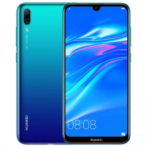 HUAWEI Enjoy 9 6.26 inch 13MP Dual Rear Camera 4GB RAM 128GB ROM Snapdragon 450 Octa core 4G Smartphone - Blue