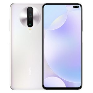 Xiaomi Redmi K30 CN 5G Version 6.67 inch 8GB 128GB 120Hz Fluid Display 64MP Quad Rear Cameras 4500mAh 30W Fast Charge NFC Snapdragon 765G Octa core 5G Smartphone - White