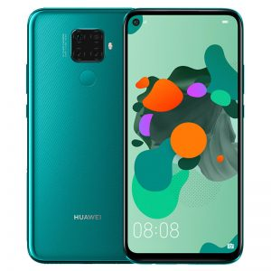 HUAWEI Nova 5i Pro 6.26 inch 48MP Quad Rear Camera 8GB 256GB Kirin 810 Octa core 4G Smartphone - Green