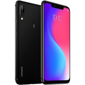 Lenovo S5 Pro GT 6.2 inch Notch Screen 6GB RAM 64GB ROM Snapdragon 660 Octa core 4G Smartphone - Black