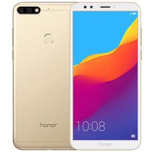 HUAWEI Honor 7C 5.99 inch 3GB RAM 32GB ROM Snapdragon 450 Octa core 4G Smartphone - Gold