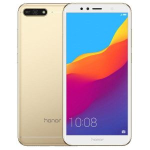 HUAWEI Honor 7A 5.7 inch 2GB RAM 16GB ROM Snapdragon 430 Octa core 4G Smartphone - Gold