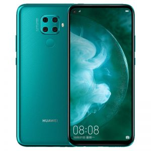 HUAWEI Nova 5z CN Version 6.26 inch 48MP Quad Rear Camera 6GB 64GB 4000mAh Kirin 810 Octa Core 4G Smartphone - Green