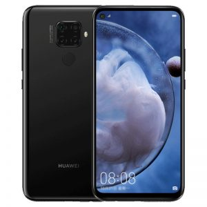 HUAWEI Nova 5z CN Version 6.26 inch 48MP Quad Rear Camera 6GB 64GB 4000mAh Kirin 810 Octa Core 4G Smartphone - Black