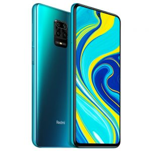 Xiaomi Redmi Note 9S 6.67 inch 48MP Quad Camera 6GB 128GB 5020mAh Snapdragon 720G Octa core 4G Smartphone - Aurora Blue