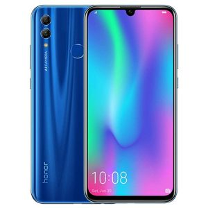 Huawei Honor 10 Lite 6.21 inch 24MP Selfie 3GB 32GB Kirin 710 Octa core 4G Smartphone - Blue