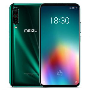 Meizu 16T CN Version 6.5 inch Triple Rear Camera 8GB 256GB 4500mAh Snapdragon 855 Octa core 4G Smartphone - Green