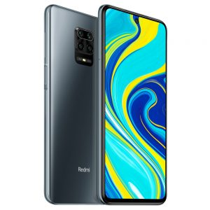 Xiaomi Redmi Note 9S 6.67 inch 48MP Quad Camera 6GB 128GB 5020mAh Snapdragon 720G Octa core 4G Smartphone - Interstellar Grey