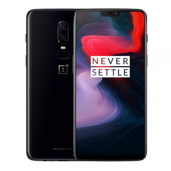 OnePlus 6 6.28 Inch 19:9 AMOLED Android 8.1 6GB RAM 64G ROM Snapdragon 845 4G Smartphone - Black