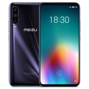 Meizu 16T CN Version 6.5 inch Triple Rear Camera 8GB 256GB 4500mAh Snapdragon 855 Octa core 4G Smartphone - Blue