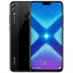 Huawei Honor 8X 20MP Dual Rear Camera 6.5 inch 6GB 128GB Kirin 710 Octa core 4G Smartphone - Black