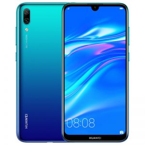 HUAWEI Enjoy 9 6.26 inch 13MP Dual Rear Camera 4GB RAM 64GB ROM Snapdragon 450 Octa core 4G Smartphone - Blue