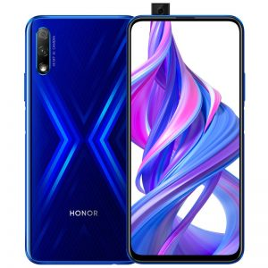 HUAWEI Honor 9X 6.59 inch 48MP Dual Rear Camera 4000mAh 6GB RAM 128GB ROM Kirin 810 Octa Core 4G Smartphone - Blue
