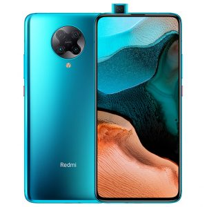 Xiaomi Redmi K30 Pro 5G CN Version 64MP Quad Cameras 8K Video Recording 6GB 128GB 6.67 inch AMOLED Display 4700mAh Fast Charge WiFi 6 NFC Snapdragon 865 5G Smartphone - Blue
