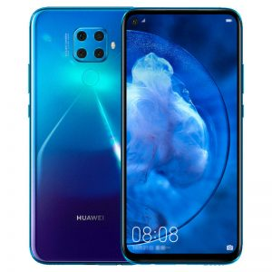 HUAWEI Nova 5z CN Version 6.26 inch 48MP Quad Rear Camera 6GB 128GB 4000mAh Kirin 810 Octa Core 4G Smartphone - Blue