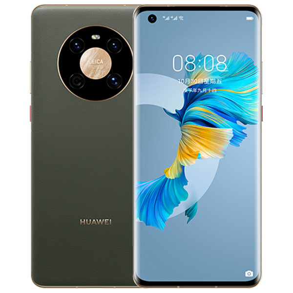 HUAWEI Mate 40 CN Version 6.5 inch 8GB 128GB 50MP Rear Camera 40W Fast Charge Kirin 9000E Octa Core 5G Smartphone - Green
