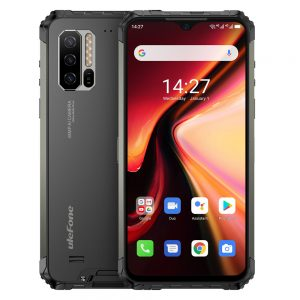 Ulefone Armor 7 IP68 IP69K Waterproof 6.3 inch 8GB 128GB 48MP Camera NFC Wireless Charge Helio P90 Octa Core 4G Smartphone