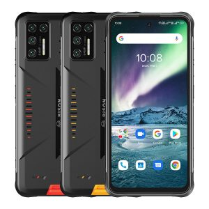 UMIDIGI BISON GT Global Bands 6.67 inch FHD+ IP68&IP69K Waterproof NFC 8GB 128GB Helio G95 Android 10 5150mAh 64MP AI Matrix Quad Rear Camera 4G Smartphone