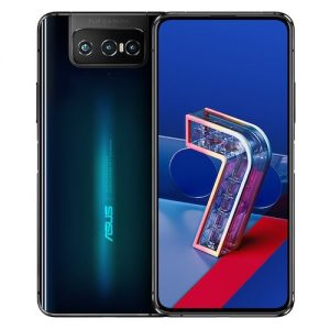 ASUS ZenFone 7 ZS670KS 5G Global Version 8GB 128GB Snapdragon 865 6.67 inch FHD+ AMOLED 90Hz Refresh Rate NFC Android 10 5000mAh 64MP Triple Camera Smartphone