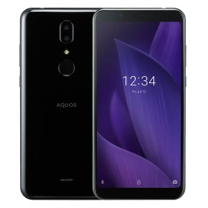 SHARP AQUOS V Global Version 5.9 inch FHD+ 13MP+13MP Dual Rear Cameras Android 9.0 4GB RAM 64GB ROM Snapdragon 835 Octa Core 4G Smartphone
