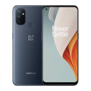 OnePlus Nord N100 BE2013 EU Version 6.52 inch HD+ 90Hz Refresh Rate Android 10 5000mAh 13MP Triple Rear Camera 4GB 64GB Snapdragon 460 4G Smartphone