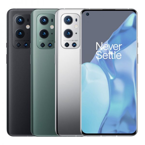 OnePlus 9 Pro 5G Global Rom 12GB 256GB Snapdragon 888 6.7 inch 120Hz Fluid AMOLED Diaplay with LTPO 50MP Camera 50W Wireless Charging Smartphone